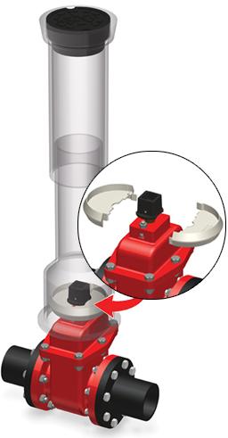 Valve Box Alignment Device Trumbull Manufacturing Inc