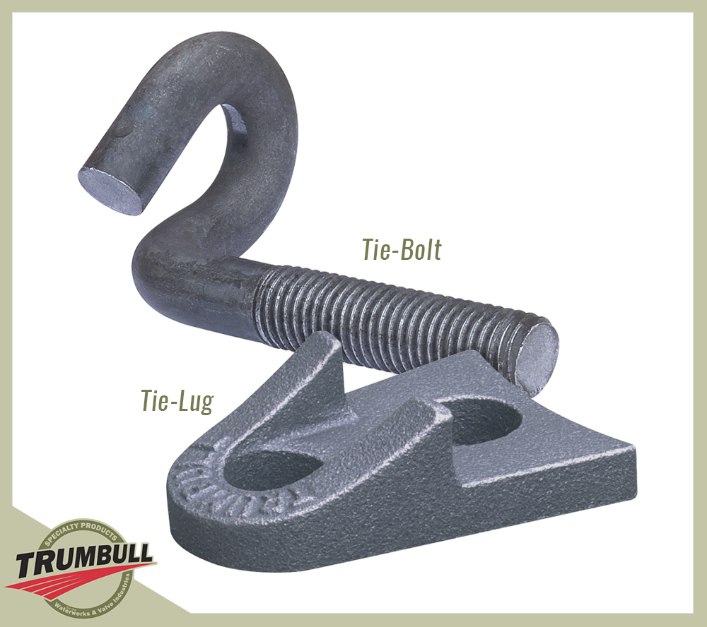 Tie lugs and bolts « trumbull manufacturing inc